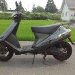 ヤフオクでボロバイクを買いました。通勤快速 アドレスV100
