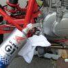 FTR223 オイル交換 ビギナーもできる簡単メンテナンス