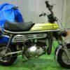 MT5速クラッチ付きなのに50cc原付バイクである EPO(エポ)を買いました!