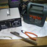 家庭用100Vアーク溶接機に効く必殺アイテム 「昇圧器」