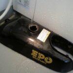 スズキ EPO タンク内洗浄・コーティング、シートカバー張り替え