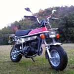 ヤフオクでバイクを2台衝動買いしてしまいました。SUZUKI エポ(EPO)
