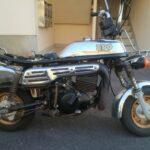ヤフオクで写真の少ないバイクを買ってはいけない!スズキ EPO 1日目(午前)