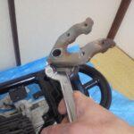 中古バイクを買った後やハンドルにガタつきが出た場合に点検すべき箇所はここ。