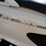 スズキ バーグマン200 オイル交換 ビギナーもできる簡単メンテナンス
