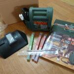 家庭で使える100Vアーク溶接機を買いました。