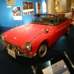 広島市交通科学館 2011憧れの国産車展