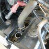 ネイキッドバイクのプラグを交換しました。 スズキ GSX400