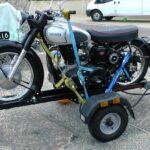 ヤフオクで買ったバイクを持って帰ろう!ホンダ フィットの積載能力はハンパじゃない!